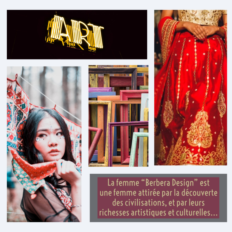 Berbera Design -Mes valeurs - s'enrichir des autres cultures