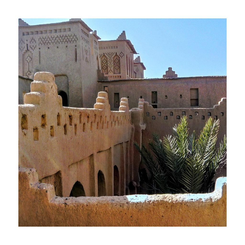 Berbera Design - Casbah berbère typique