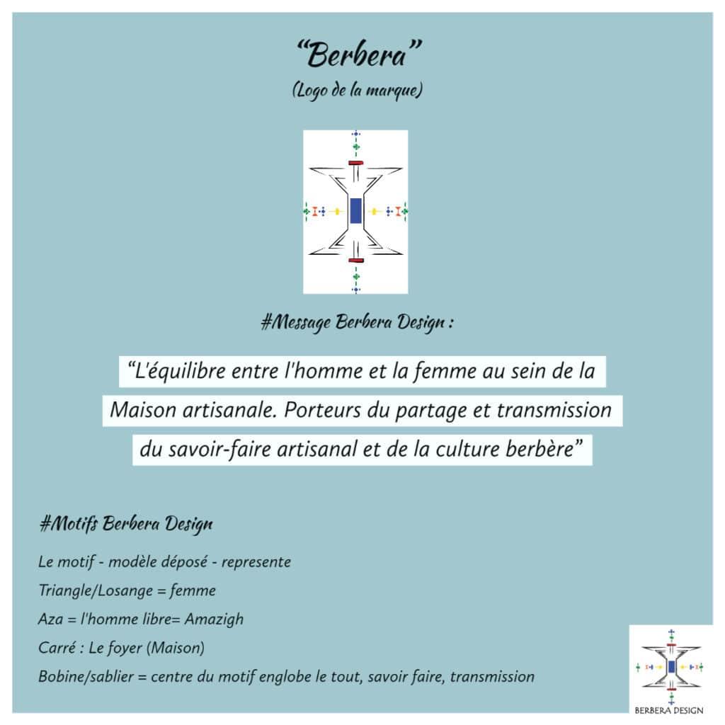Berbera Design- Motif Berbera - Créé par la creatrice