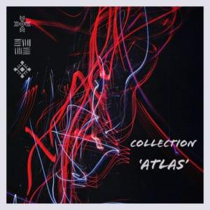Collection Atlas designed by Berbera Design illustration
