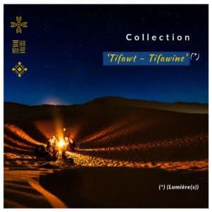 Collection Tifawt Tifawine designed by Berbera Design