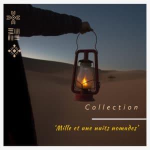 Berbera Design collection Mille et une nuits nomades